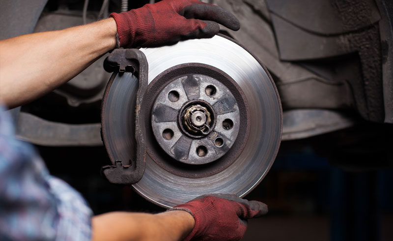Queen Creek Auto brakes and shocks